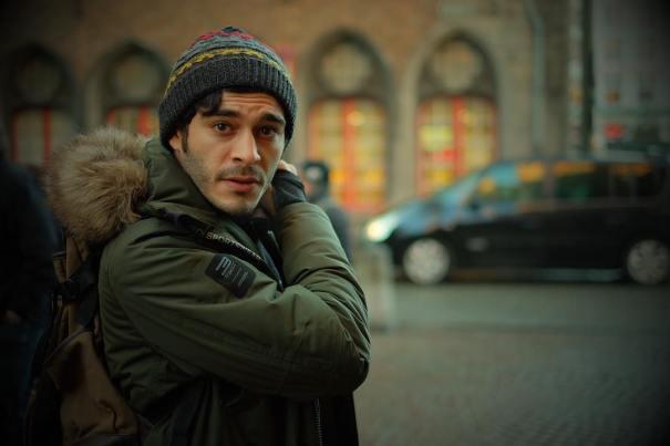 Murat Sarsılmaz as Burak Deniz - Vinod Duvasi
